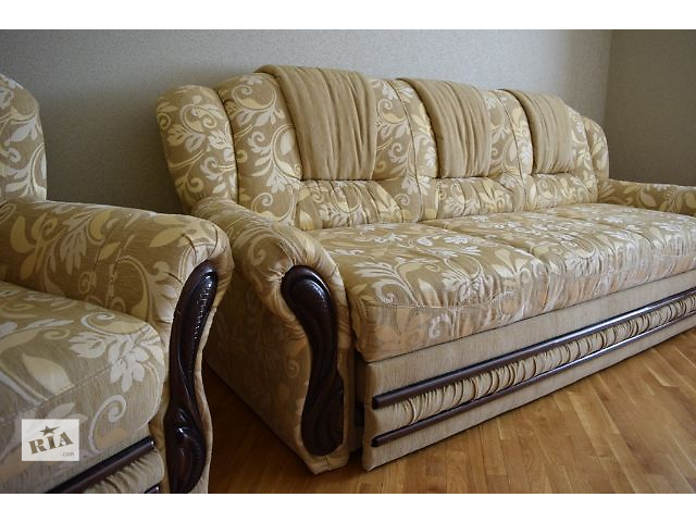 Продается мягкая мебель в гостинную- объявление о продаже  в Виннице