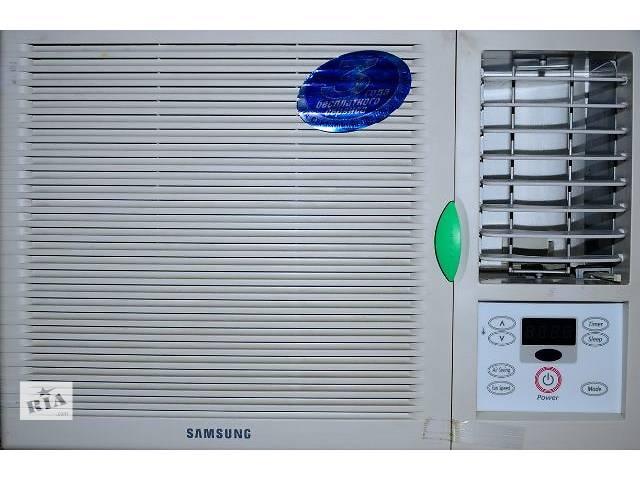 продам оконный кондиционер Samsung AZ12PHА бу в Николаеве