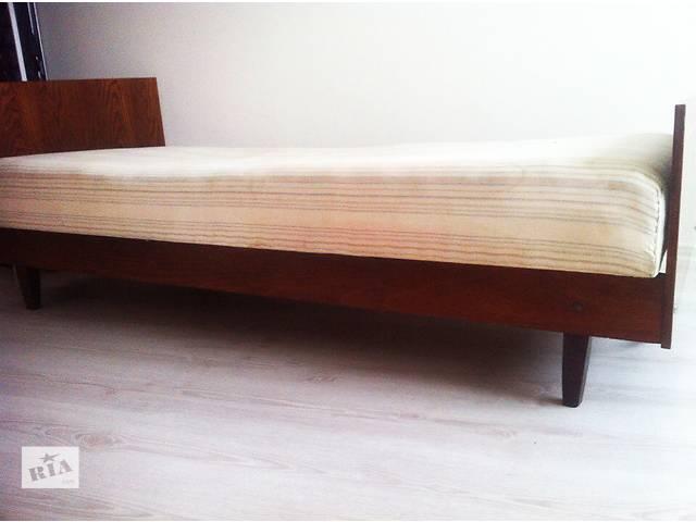 Продам деревянную односпальную кровать- объявление о продаже  в Киеве