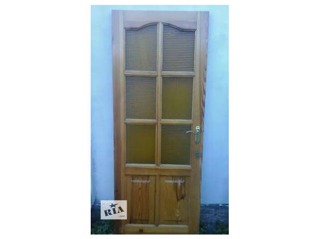 Продам деревянные двери.- объявление о продаже  в Киеве
