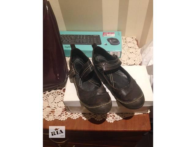 продам детские кожаные балетки- объявление о продаже  в Ровно