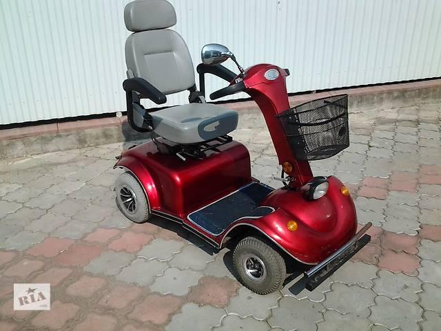 продам электро скутер для инвалидов- объявление о продаже  в Владимир-Волынском