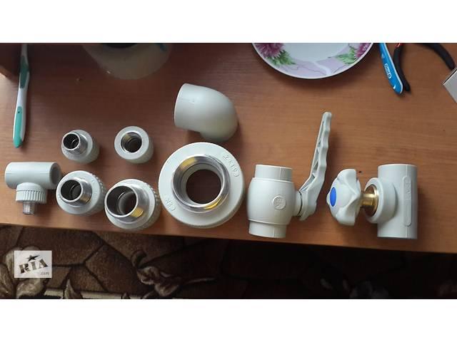 бу Продам фитинг Wavin Ecoplastic чехия дешево полипропилен в Львове