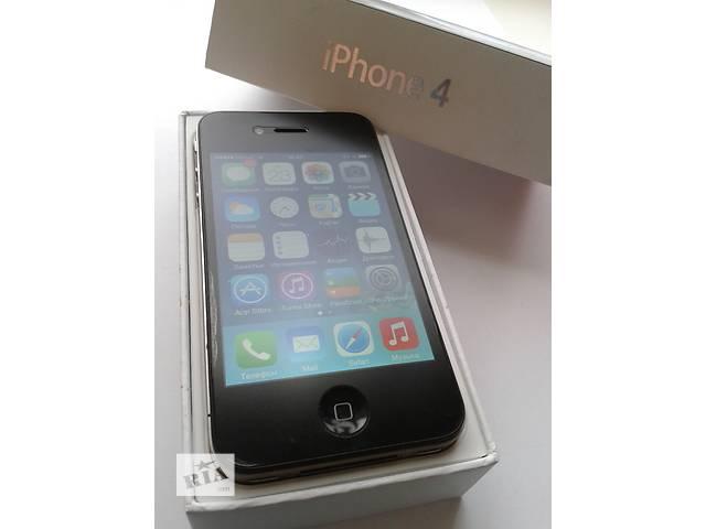 продам Продам iPhone 4 8GB бу в Троицком (Луганской обл.)