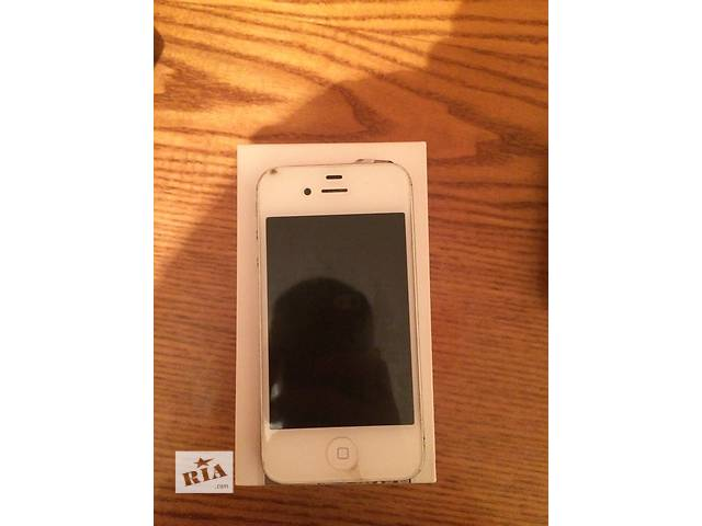 продам Продам iPhone. 4s 32gb neverlock  бу в Виннице