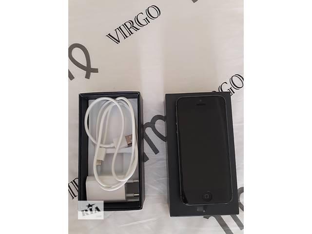 бу Продам iPhone 5 32 gb, Space Gray. в Одессе