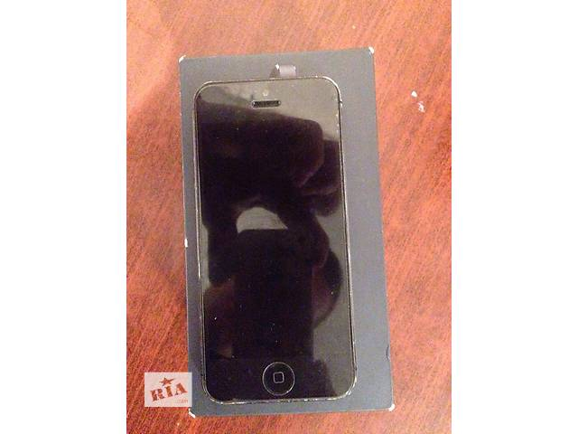 купить бу продам iphone 5 на запчастини або під відновлення в Хмельницком