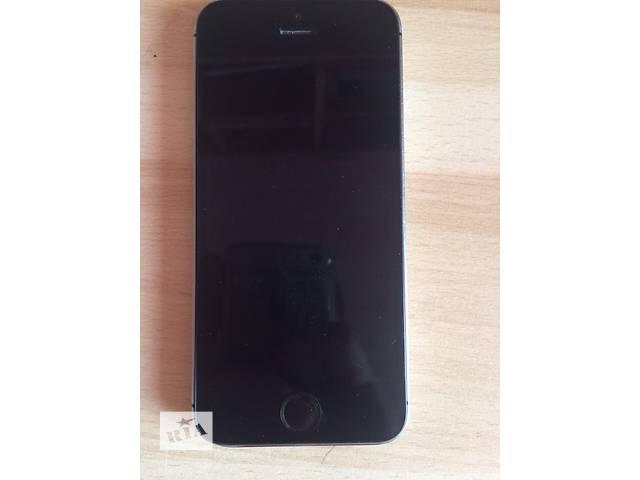 продам Продам Iphone 5s 16GB NEVERLOCK  бу в Каменском (Днепропетровской обл.) (Днепродзержинск)