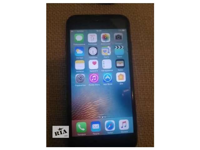 продам Продам iPhone 6 64 (GB) space gray бу в Тернополе