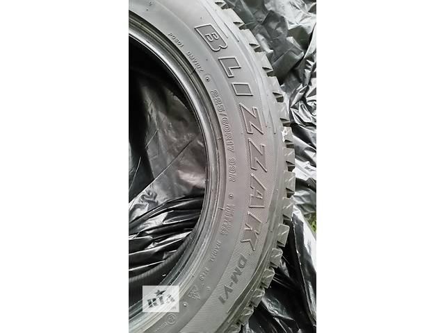 продам Продам комплект резины 225/60 R17 99R Bridgestone Blizzak DM-V1 бу в Киеве