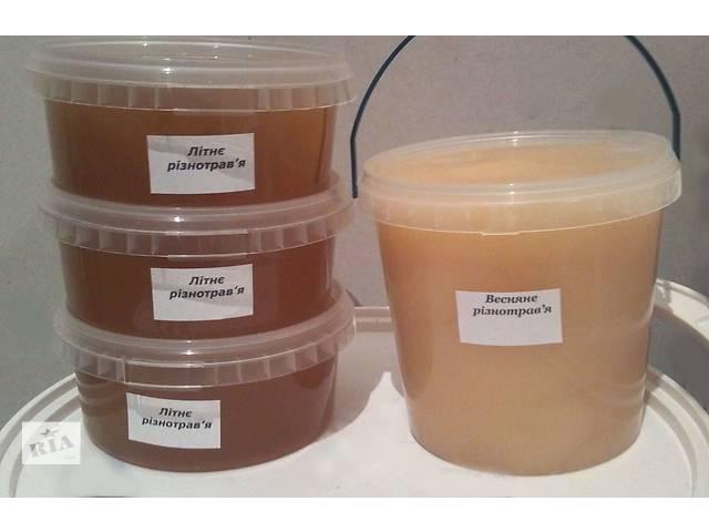 продам Продам мед с домашней пасеки бу  в Украине