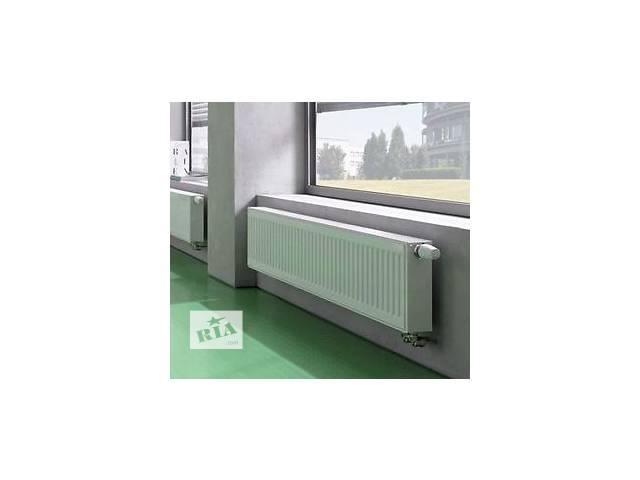 продам Продам новый стальной радиатор 300х1100 мм бу в Киеве