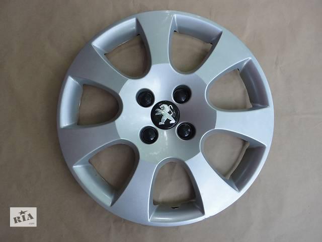 Продам Оригинальные колпаки на Peugeot  Пежо R16  Оригинал T7-PGT-C-16 - объявление о продаже  в Киеве