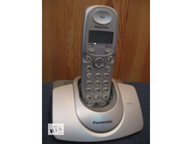 Продам радиотелефон Panasonic KX-TG1107UA- объявление о продаже  в Киеве