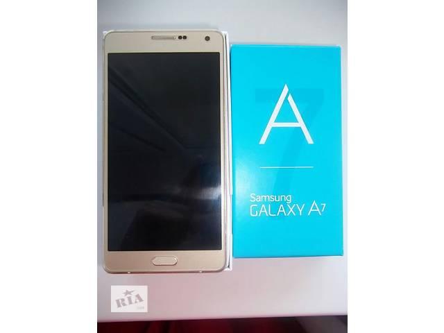 продам Продам Samsung Galaxy a7 бу в Каменском (Днепропетровской обл.) (Днепродзержинск)