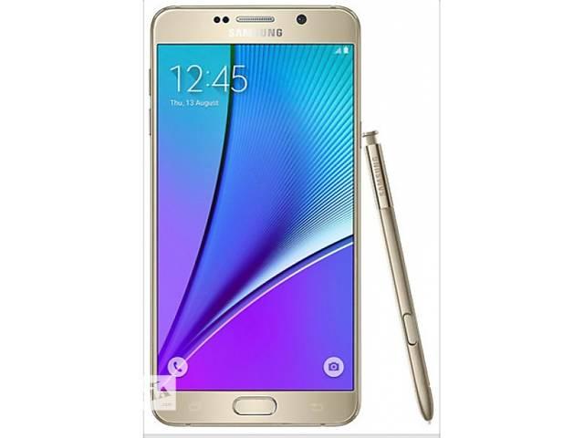 продам Продам Samsung Galaxy Note 5 Quad-Core gold РУБЛЯМИ 7 000 ₽ бу в Макеевке (Донецкой обл.)