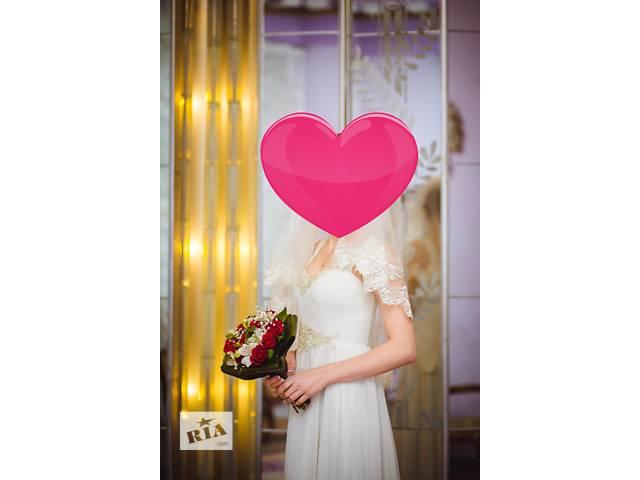 бу Продам счастливое свадебное платье в Полтаве
