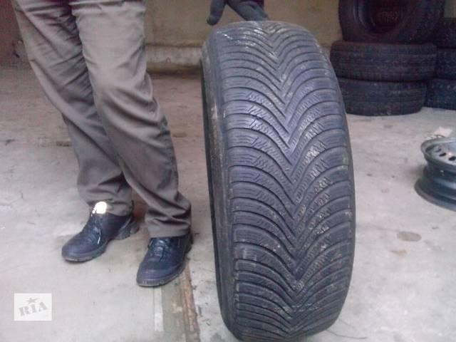 бу Продам шини Michelin 225/60 r16 4шт. Комплект Б/В. Дешево в Шепетовке