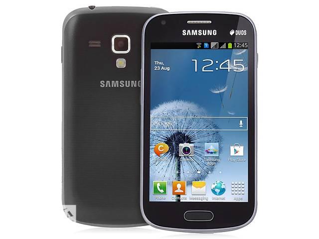 купить бу Продам смартфон Samsung Duos S7562. Черный. Новый, оригинальный. в Киеве