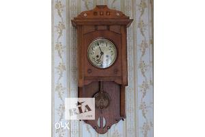 Старинные часы настенные