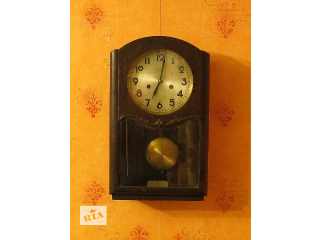 купить бу Продам старинные немецкие часы в Киеве