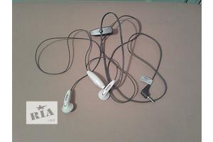 б/в Дротові гарнітури Nokia