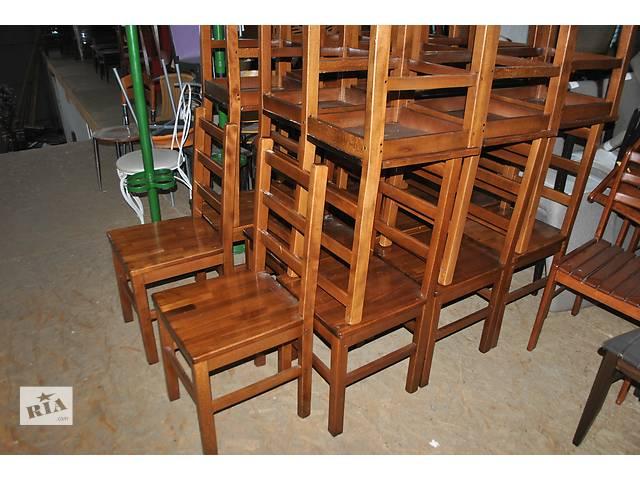 Продам стулья бу из натурального дерева бук для ресторана, кафе, бара.- объявление о продаже  в Киеве