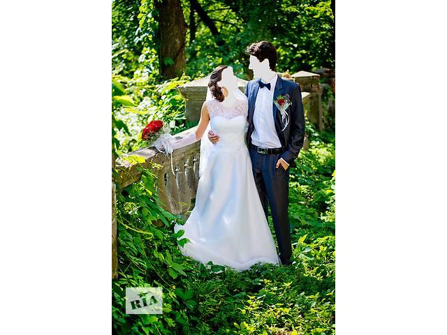 продам свадебное платье- объявление о продаже  в Виннице