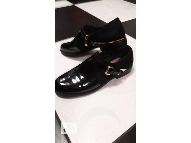 Продам туфли осень - объявление о продаже  в Одессе