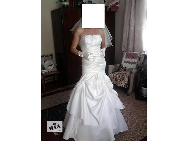 бу Продам свадебное платье недорого в Старом Самборе