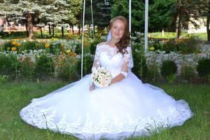 ada6744c6935ca1 Свадебные платья недорого - купить платье на свадьбу бу в Житомире