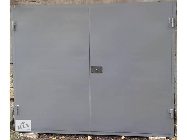 бу Продам ворота гаражные новые с доставкой 4500 грн 2.5 м x2*5 в Харькове