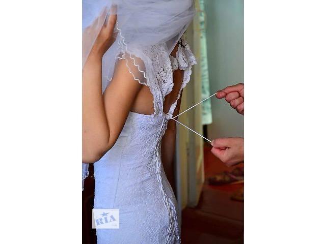 Продам или сдам в аренду свадебное платье- объявление о продаже  в Харькове