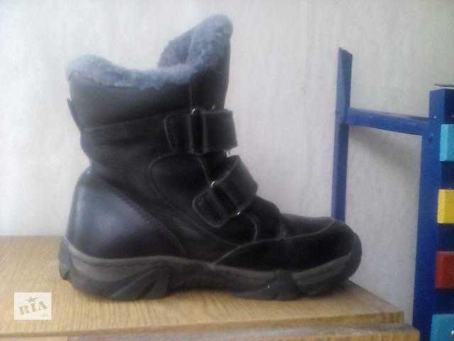 Продам зимние ботинки на мальчика фирмы Flamingo,в хорошем состоянии.- объявление о продаже  в Харькове