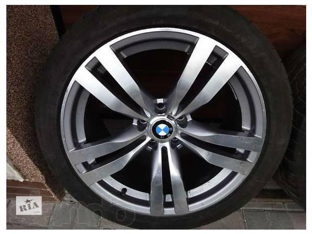 продам Б/у диск с шиной для легкового авто BMW X6 зима бу в Одессе