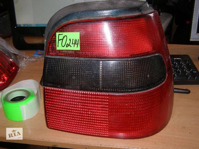 Продам фонари на SKODA FELICIA- объявление о продаже  в Таврийске