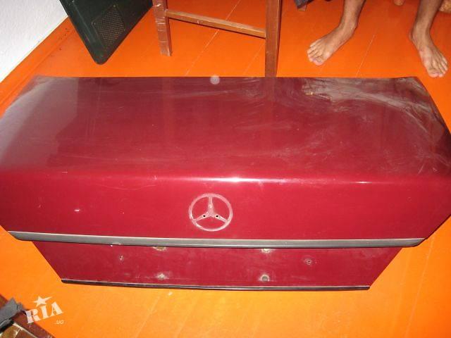 продам Продам крышку багажника на Мерседес 124 бу в Бердянске
