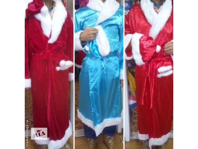бу Продам новый костюм деда мороза в Киеве