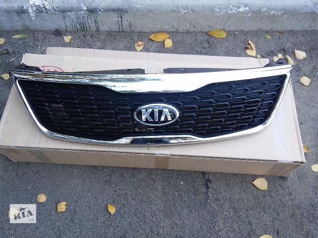 Продам решётки радиатора Kia Sorento 2009-2015 новые оригинал в наличии и под заказ- объявление о продаже  в Киеве