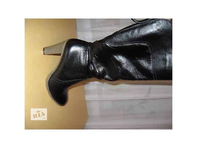 c4f641371aaab7 Продам шкіряні, якісні жіночі зимові чоботи - Жіноче взуття в ...