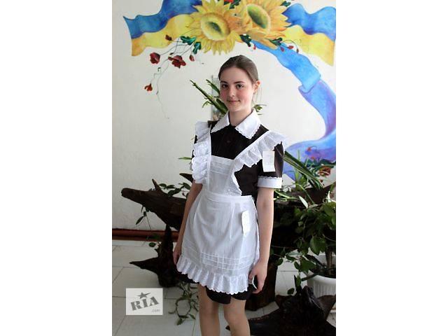 бу Продам школьный фартук,белый в Черкассах