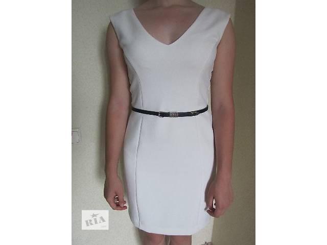 бу Продам стильное красивое платье с поясом в Харькове