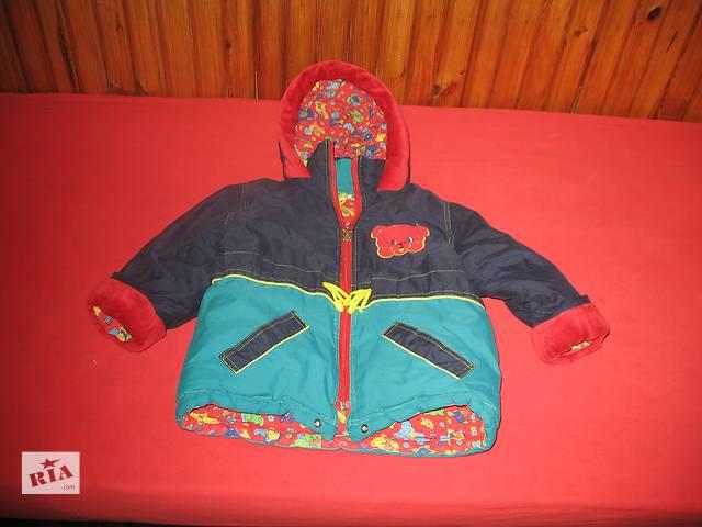 продам продать детскую куртку Rabbits бу в Донецке