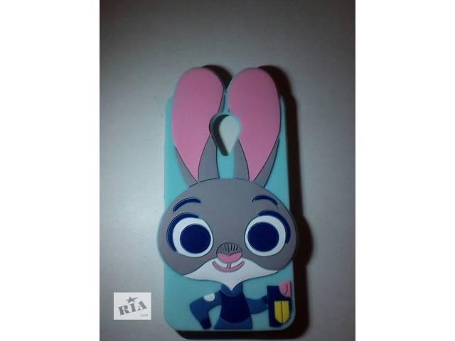 купить бу Продаю чехол(бампер) Judy Hopps на Meizu m2 Note или MX4 в Кропивницком (Кировоград)