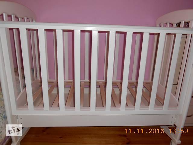 продам Продаю детскую кроватку бу в Киеве