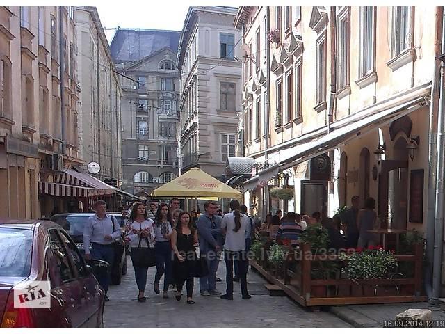 Продажа кафе (фаст-фуд) в центре Львова- объявление о продаже   в Украине