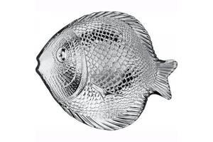 Блюдо мал. для рыбы Pasabahce Марине 19х16 см 10256
