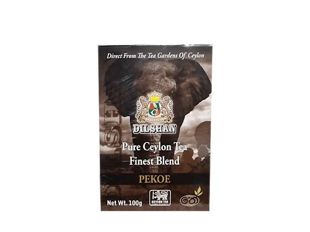 купить бу Чай Dilshan OPA Finest Blend Black Tea (ОПА) в Киеве