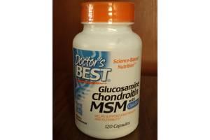 Для суставов и связок Doctors BEST Glucosamine Chondroitin MSM
