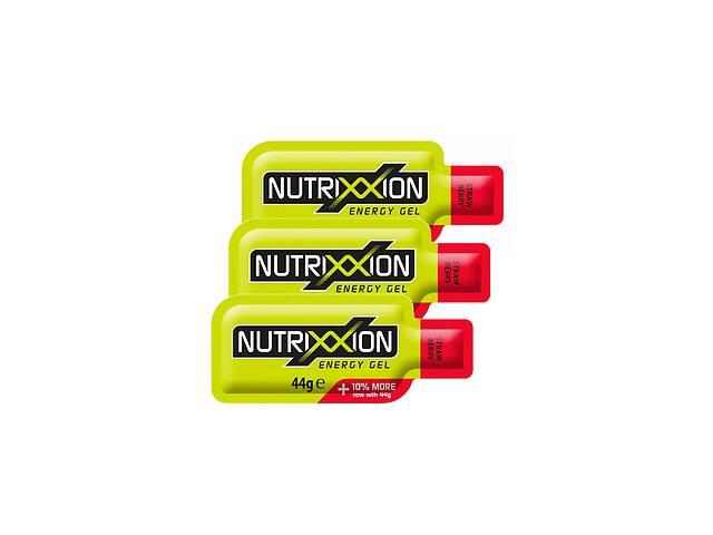 бу Энергетический гель Nutrixxion Energy Gel (3 шт.) Strawberry (440138) в Львове